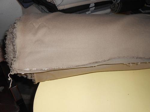 rollo gabardina spandex  elastizada calidad  excelente xx23
