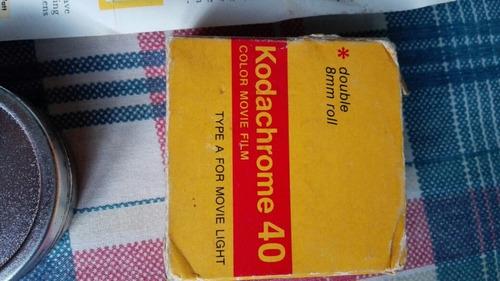 rollo kodak,kodachrome 40 vintage año 79