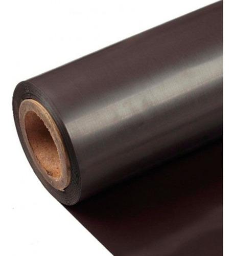 rollo lamina imán magnético 5 metros x 0,61 x 0,3 micrones
