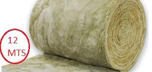 rollo lana mineral fl 50mm-40 kg/m3 - aislante termoacustico
