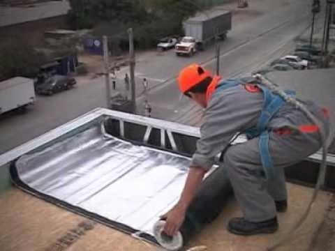 rollo membrana asfaltica 4 mm garantia 10 años aluminio