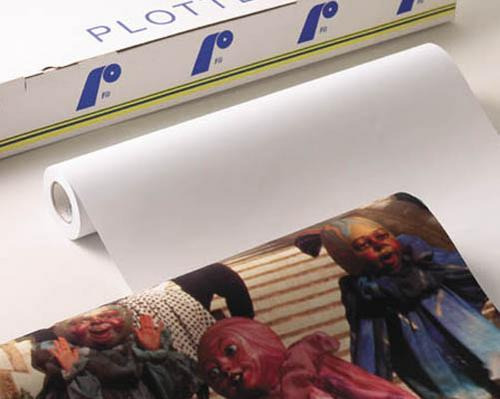 rollo papel bond hp plotter plano  36 pulgadas x 100 metros