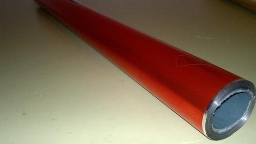 rollo papel celofán 15 mts metalizado
