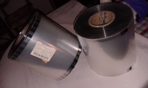 rollo papel celofán transparente 500 metros para floristeria