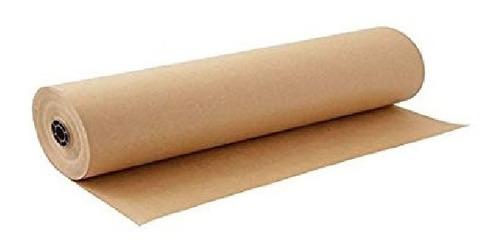 rollo papel kraft 57 cm x 230 m  / soluciones k2