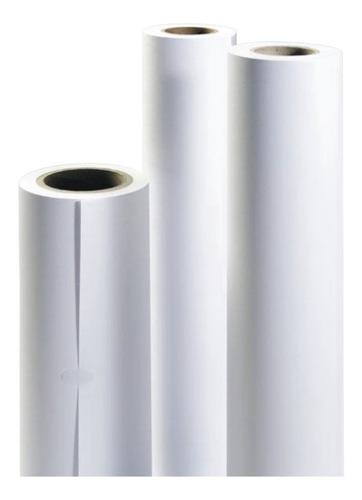 rollo papel vegetal traslucido 90 grs 61 cm x 46 mts planos