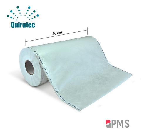 rollo pergut empaque para esterilizar (50cm x 200m)