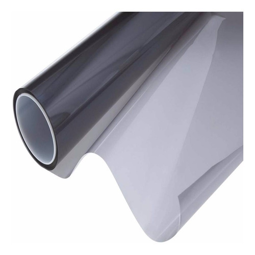 rollo polarizado negro intermedio - claro - oscuro- 0.5x3mts