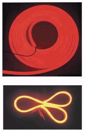 rollo tira de luz superflexible de leds para anuncios 4 mts