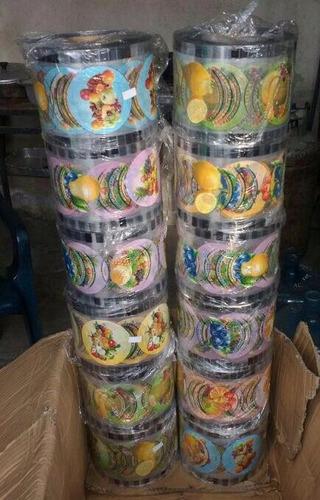rollos 3500 tapas plásticas selladora vasos frappe industria