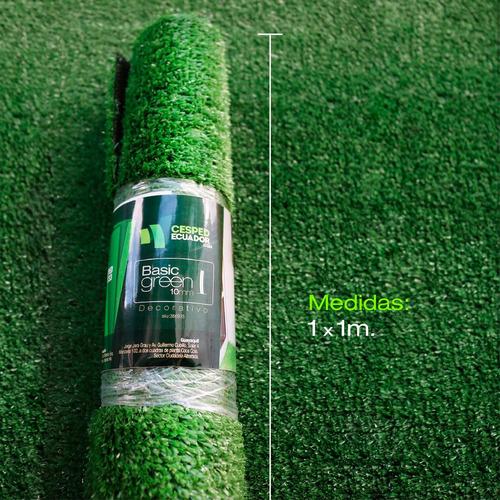 rollos de césped sintético para espacios pequeños
