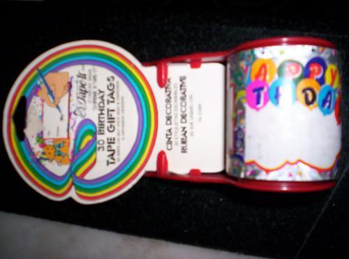 rollos de etiquetas adhesiva (lote por 10 unidades)