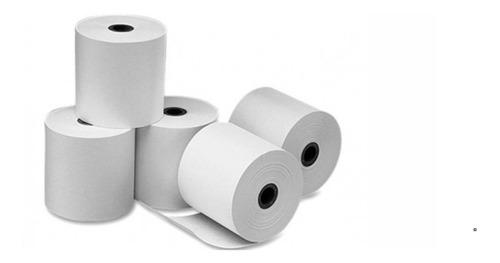 rollos de papel contometro termico 57x30mm tickets 55g 57x30