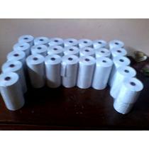 Rollos Térmicos 57mmx55mm. ( Para Maquinas Fiscales )