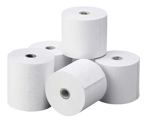 rollos papel termico punto de venta animalitos 57x40 2 unds