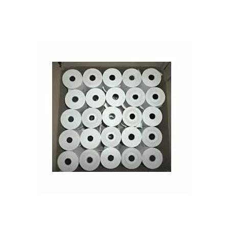 rollos químicos 57mm x 65mm para cajas registradoras