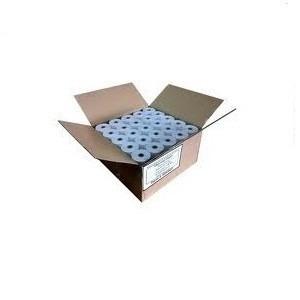 rollos térmicos 37mm x 55mm cajas registradoras fiscales
