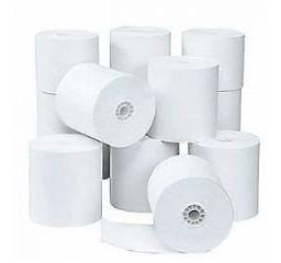 rollos termicos 80x60 mm impresora fiscal 1un pack de 6