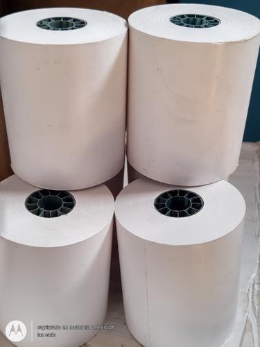 rollos térmicos de 80 x 70, caja con 50 piezas