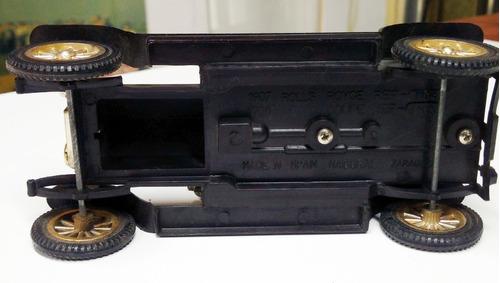 rolls royce 1907 - escala 1/24 aprox - marca nacoral (spain)