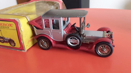 rolls royce 1912. models of yesterdays .matchbox