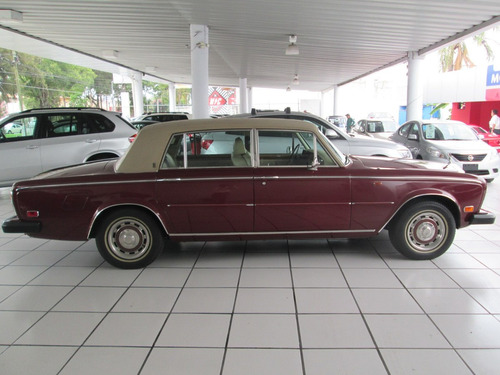 rolls royce silver shadow limosine 1976 impecable