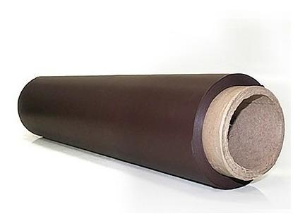 rolo 10 metros x 61cm manta magnética neutra 0,4mm