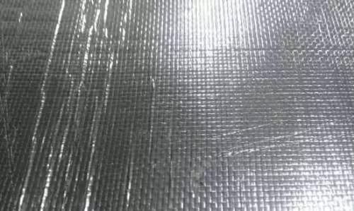 rolo 5 mts manta asfaltica aluminizado adesivo automotiva