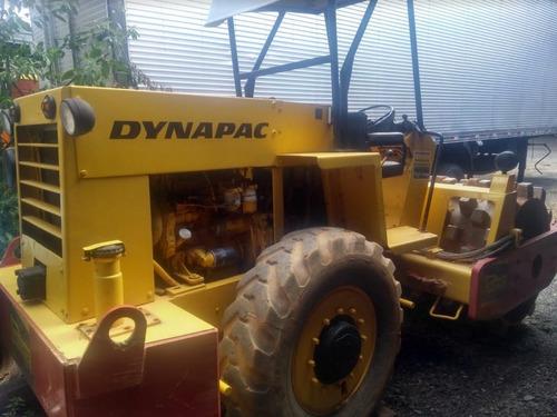 rolo compactador dynapac ca15 1990