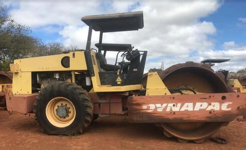 rolo compactador dynapac ca25 ano 2002
