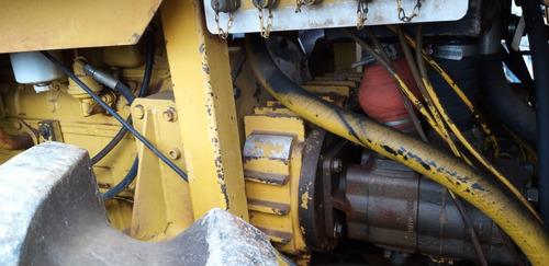 rolo compactador dynapac ca25 pata e traçado - 1994