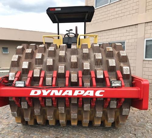 rolo compactador dynapac ca250 revisado