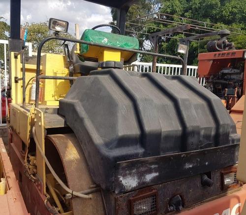 rolo compactador dynapac cc421