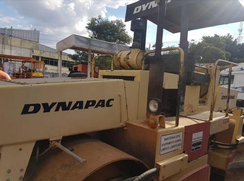 rolo compactador dynapac cc43