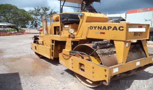 rolo compactador dynapac cc43 chapa chapa
