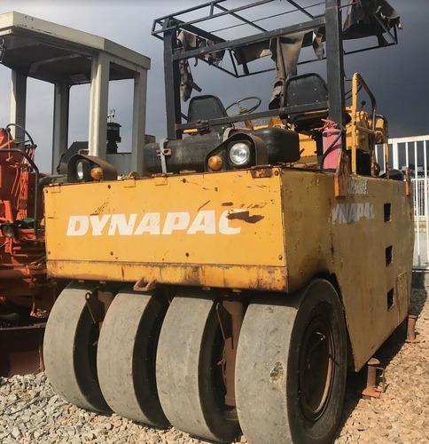 rolo compactador dynapac cp22 ano: 1988