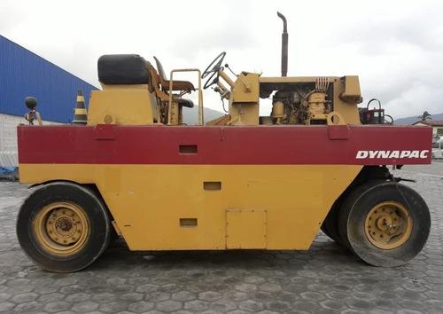 rolo compactador dynapac cp271 ano: 1996