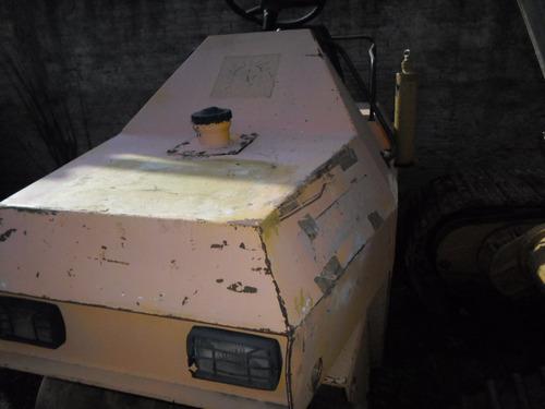 rolo compactador segecal liso ano1997