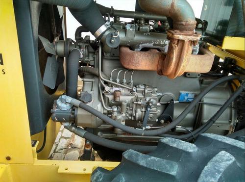 rolo compactador seminovo muller vap55 kit pata