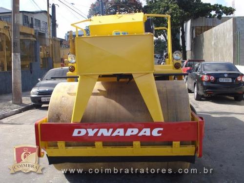rolo compactador tandem cc43