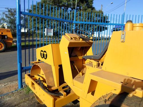 rolo compactador tematerra spv 48 ano 1986