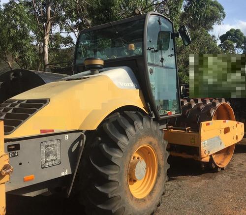 rolo compactador volvo sd105 - 2013