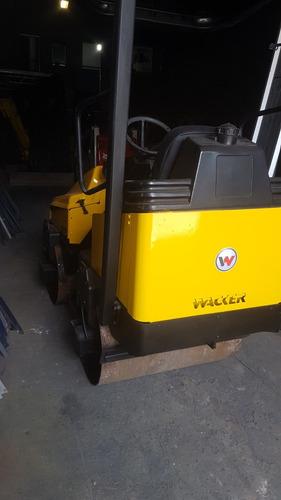 rolo compactador wacker nelson rd 11