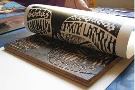 rolo de borracha xilogravura e gravura em metal 5cm *frete+b