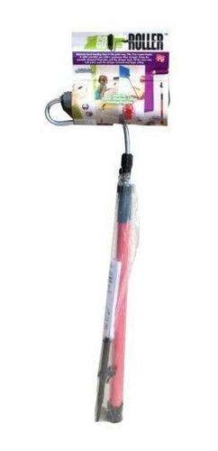 rolo de pintura c/reservatório inteligente expansivel roller