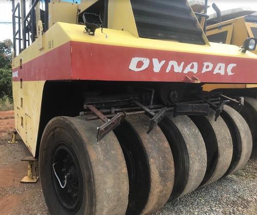 rolo de pneus dynapac cp271 2010