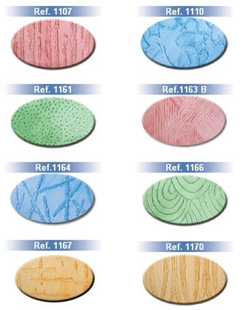 Rolo De Textura Magiefeitos Ref 1166 X 23cm Atlas R 4560 Em