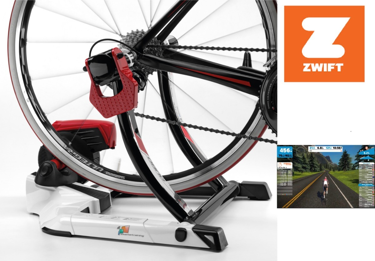 Zwift Bike Set Up