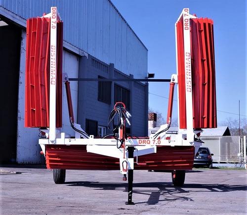 rolo distrimaq aplastador - quebrador para coberturas
