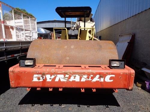 rolo dynapac ca 250  liso - 02 unidades